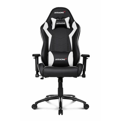 PC AKRACING, Gaming Chair Core SX - PU Leather Wit