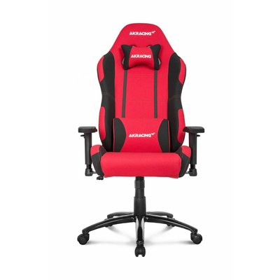 PC AKRACING, Gaming Chair Core EX - Fabric Cover Rood / Zwart