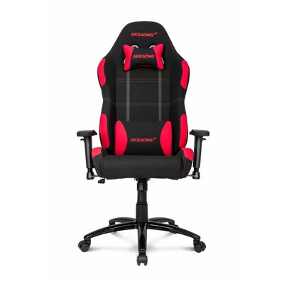 PC AKRACING, Gaming Chair Core EX - Fabric Cover Zwart / Rood