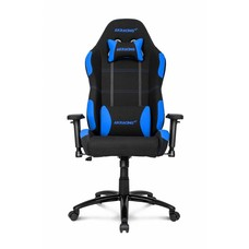 PC AKRACING, Gaming Chair Core EX - Fabric Cover Zwart / Blauw