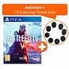 PS4 Battlefield V + Pro Gaming Thumb Grips