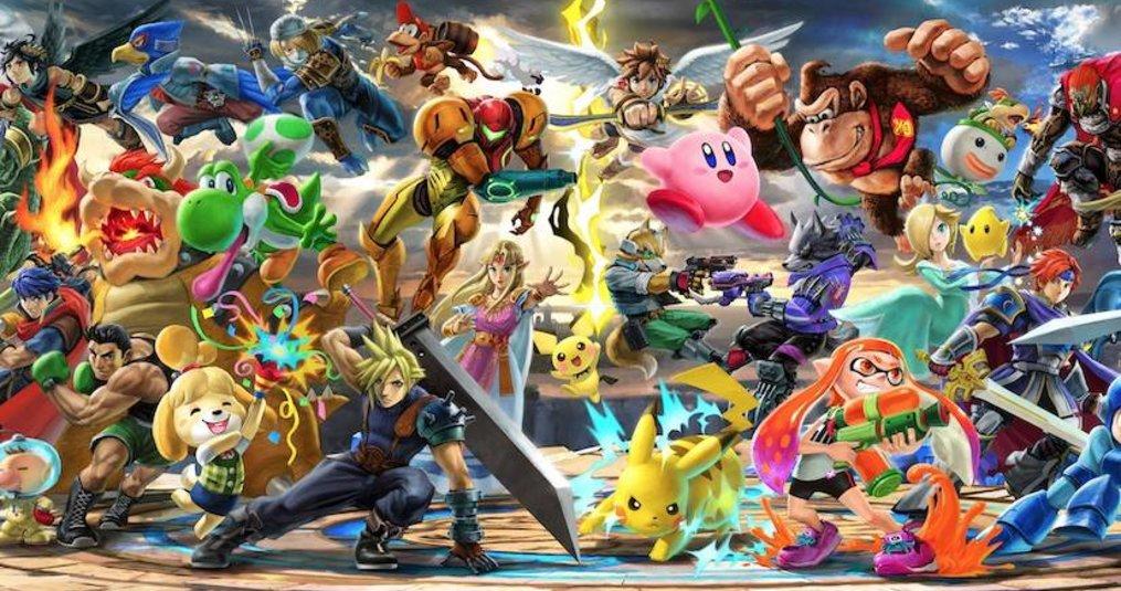 Super Smash Bros. Ultimate - Review