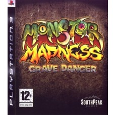 PS3 Monster Madness Grave Danger