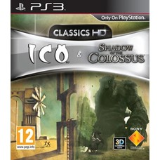 PS3 Ico + Shadow Of The Colossus - HD Classic Collection