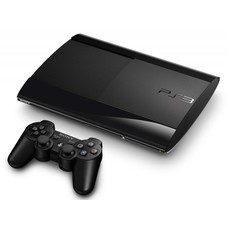 Sony PS3 Console Super Slim 320GB incl 1 Controller (gebruikt)