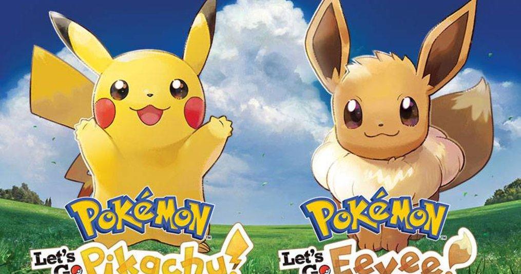 Pokémon Let's Go Pikachu / Eevee - Review