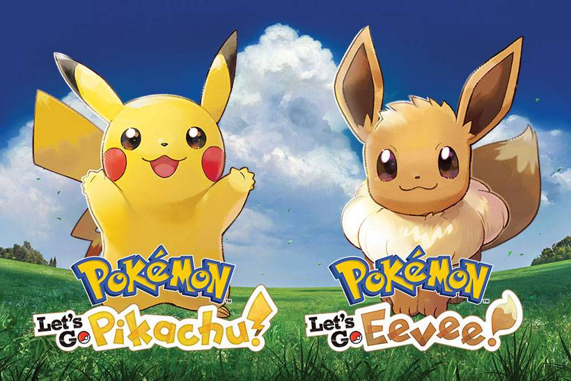 Pokémon Let's Go Pikachu / Eevee - Review