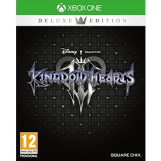 Xbox One Kingdom Hearts III - Deluxe Edition