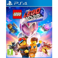 PS4 The LEGO Movie 2 Videogame