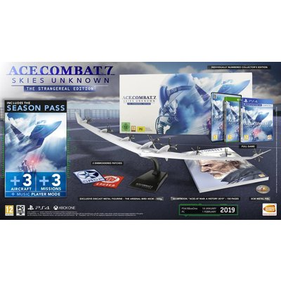 PS4 Ace Combat 7: Skies Unknown - Collector's Edition