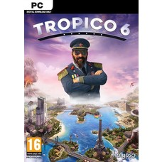 PC Tropico 6: El Prez Edition