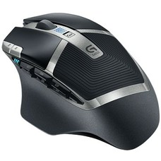 PC Logitech G602 Wireless Gaming Mouse