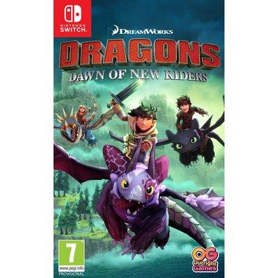 Switch Hoe tem je een Draak / Dragons: Dawn of New Riders