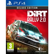 PS4 DiRT Rally 2.0 - Deluxe Edition