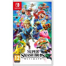 Switch Super Smash Bros. Ultimate (INT)
