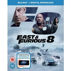 BRD Fast & Furious 8 (inclusief Digital Download)