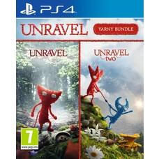 PS4 Unravel - Yarny Bundel