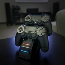 PS4 Energizer - Dual Charge System