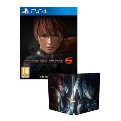 PS4 Dead or Alive 6 - Limited Steelbook Edition