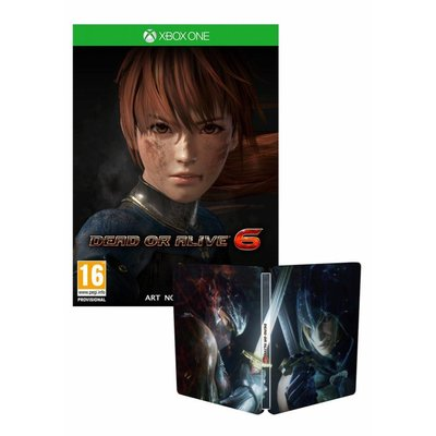 Xbox One Dead or Alive 6 - Steel Limited Edition