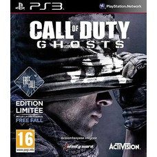 PS3 Call Of Duty Ghosts - Free Fall Edition