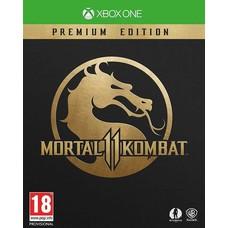 Xbox One Mortal Kombat 11 - Premium Edition