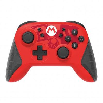 Switch Hori Wireless Pro Controller - Mario