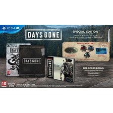 PS4 Days Gone - Special Edition
