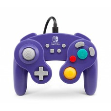 Switch Gamecube Wired Controller, Paars - Power A