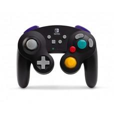 Switch Gamecube Wireless Controller, Zwart - Power A
