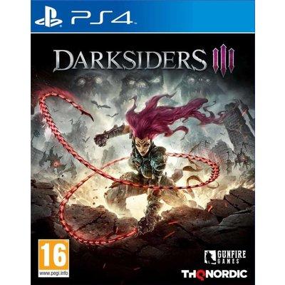 PS4 Darksiders III