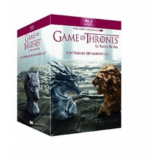 Blu-Ray Game Of Thrones - Seizoen 7 tm 1 Verzamelbox (FR)