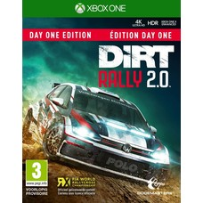 Xbox One DiRT Rally 2.0 - Day One Edition