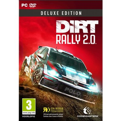 PC DiRT Rally 2.0 - Deluxe Edition
