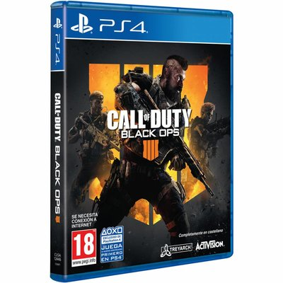 PS4 Call of Duty: Black Ops 4 (ES)