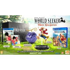 PS4 One Piece World Seeker - The Pirate King Edition (Collec