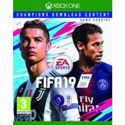 X1 FIFA 19 Champions Edition Content (Download)