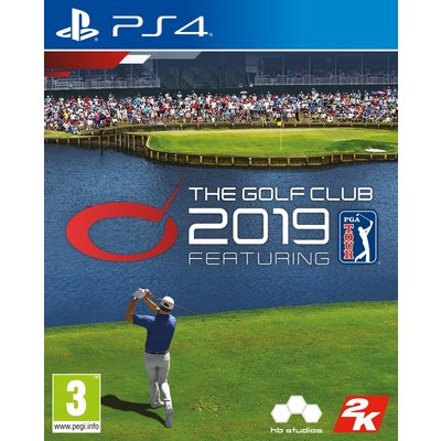 PS4 The Golf Club 2019 feat. PGA Tour