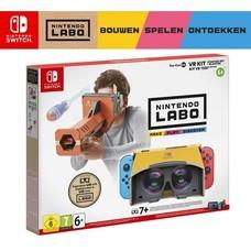 Switch Nintendo Labo VR-pakket Starterset + Knaller - Toy-Con 04