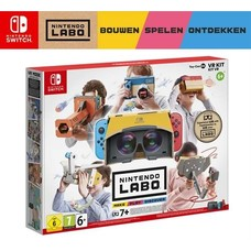 Switch Nintendo Labo VR-pakket (incl 6 Toy-Con) - Toy-Con 04
