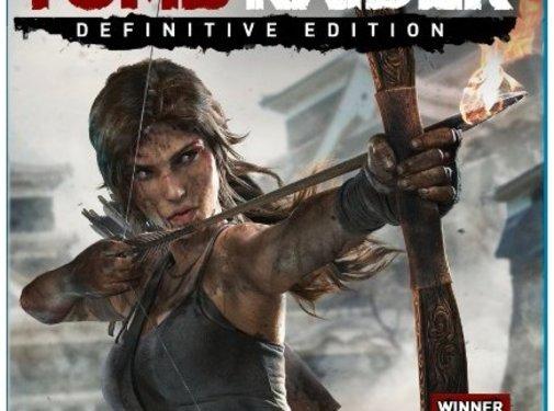 Square Enix Tomb Raider - Definitive Edition