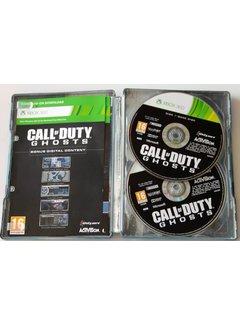 Activision Call Of Duty Ghosts (Steelbook, uit Hardened Edition) (gebruikt)