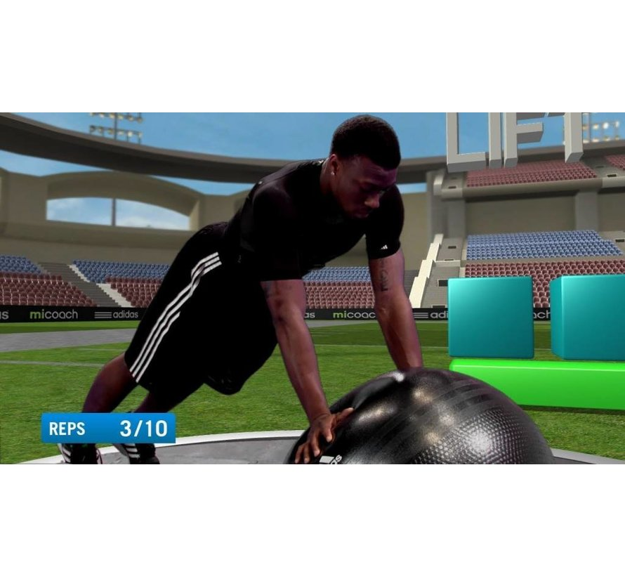Adidas Micoach, Train With The Best