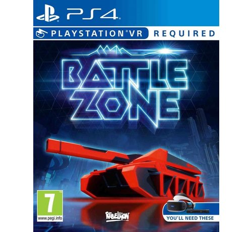 Rebellion Battlezone VR kopen