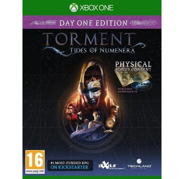 Koch Media Torment: Tides of Numenera - Day One Edition