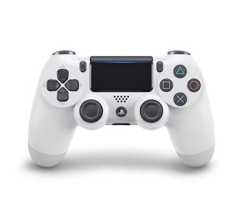 Sony Draadloze DualShock PS4 Controller V2 - Wit