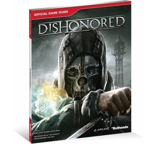 Bethesda Dishonored Strategy Guide kopen