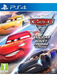 Warner Bros. Games Cars 3, Vol Gas Voor De Winst