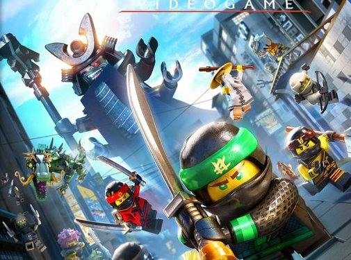 Warner Bros. Games LEGO Ninjago Movie Game