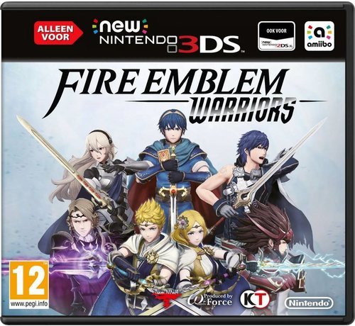 Nintendo Fire Emblem Warriors